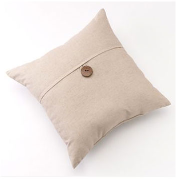 pottery barn button pillows