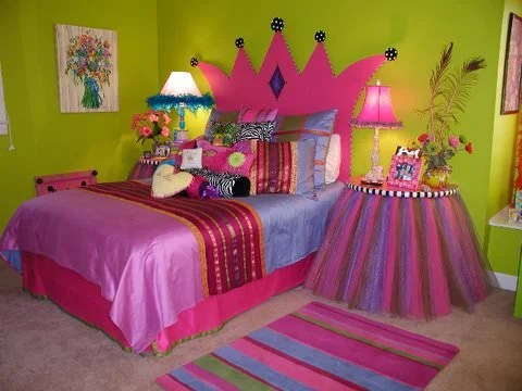 12 Inspiration Gallery From Cute Princess Room Decor Ideas