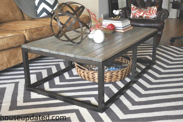 diy coffee table projects • the budget decorator
