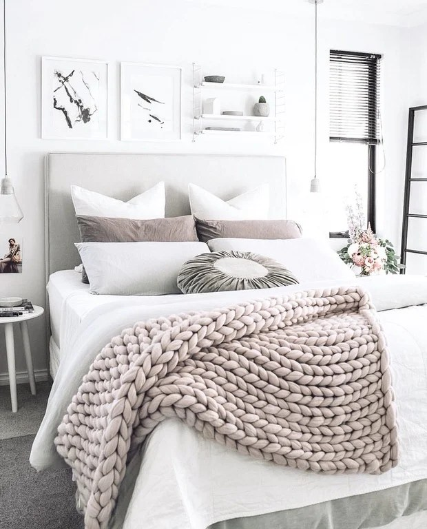 Charming But Cheap Bedroom Decorating Ideas • The Budget ... on Cheap Bedroom Ideas  id=49443