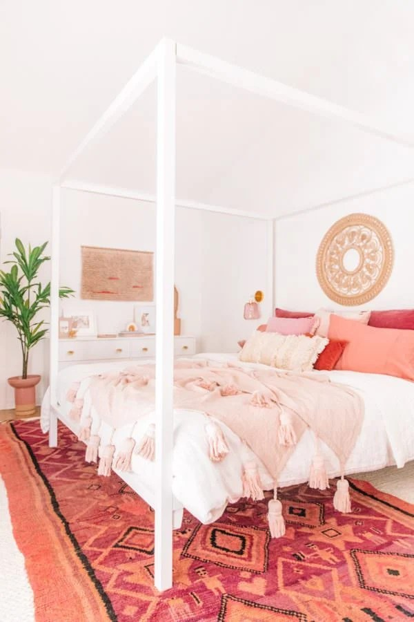 Charming But Cheap Bedroom Decorating Ideas • The Budget ... on Cheap Bedroom Ideas  id=18308