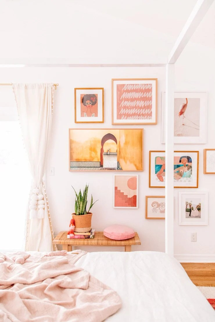 Charming But Cheap Bedroom Decorating Ideas • The Budget ... on Cheap Bedroom Ideas  id=19401