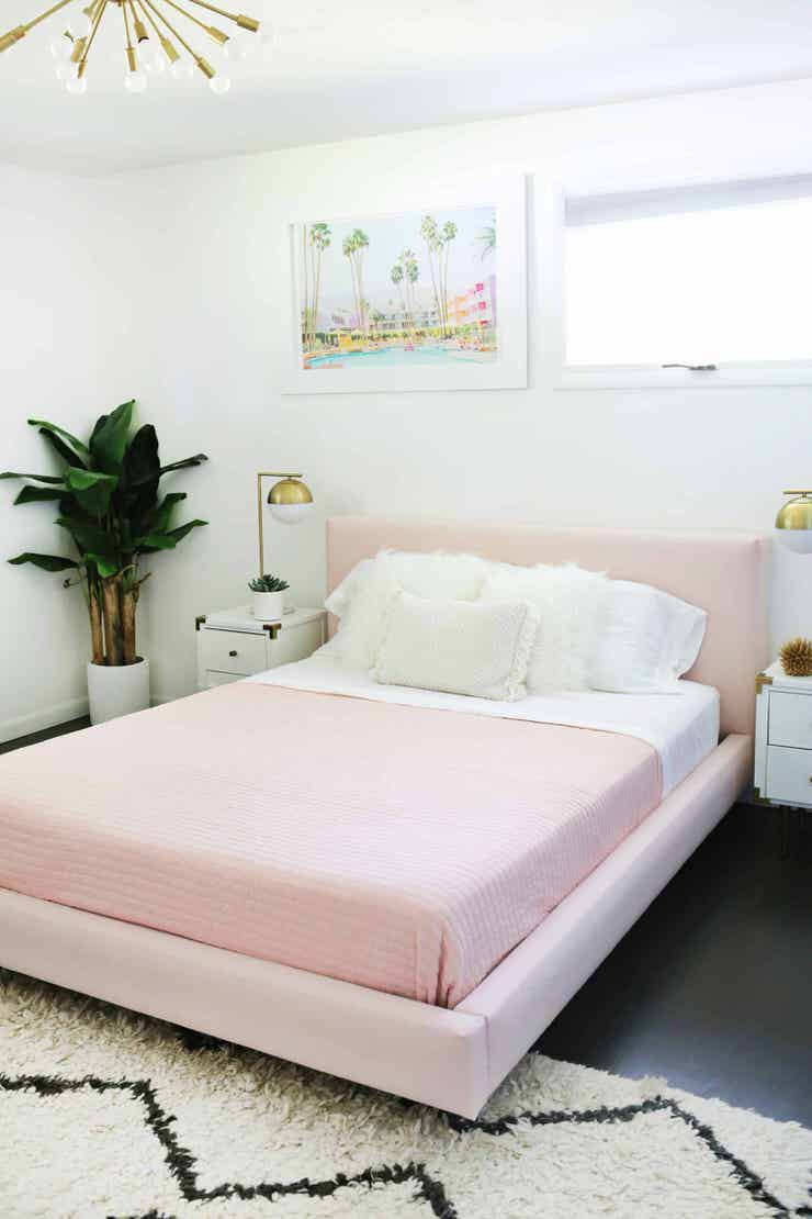 Charming But Cheap Bedroom Decorating Ideas • The Budget ... on Cheap Bedroom Ideas  id=79691