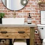 12 Creative Diy Bathroom Vanity Projects The Budget Decorator