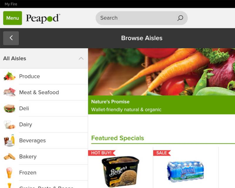 Peapod Vs Fresh Direct