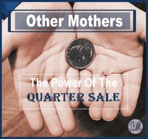 Quarter Sale