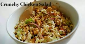 Crunchy Chicken Salad Facebook
