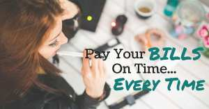Pay Your Bills Facebook