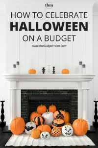 I just love the holidays. Having a 4-year-old son makes it so much more enjoyable. Here are some ideas on how to celebrate Halloween this year on a budget you can actually afford.