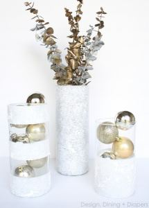 If you are looking to decorate for Christmas on a small budget, then you have come to the right place. We are sharing 25 of our favorite DIY Dollar Store Christmas decorations that anyone can create!