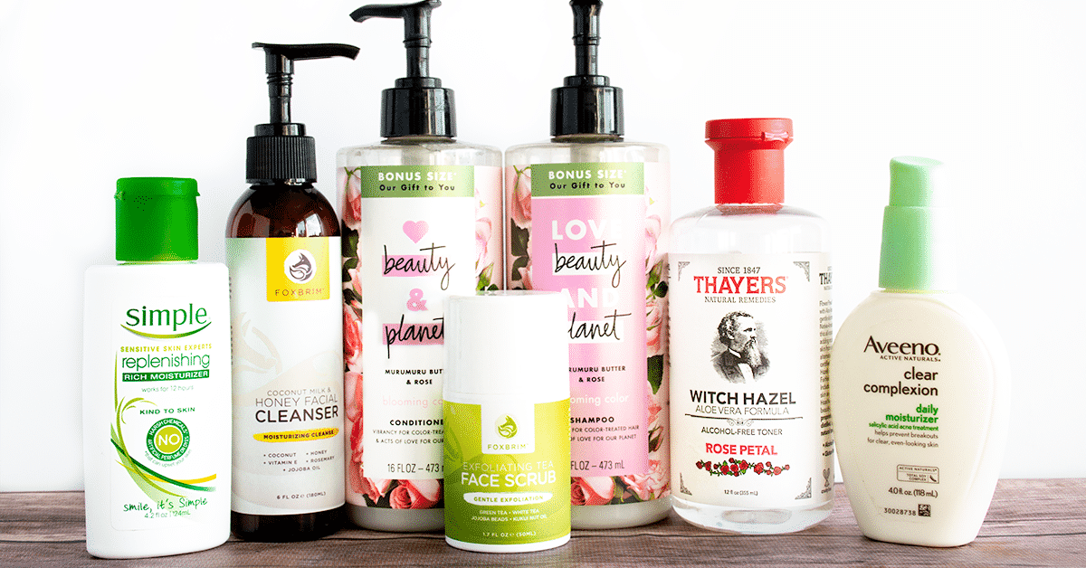 My Favorite Budget Friendly Skin Care Products