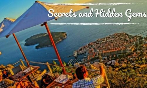 Secrets and Hidden Gems of Game of Thrones   Dubrovnik Croatia