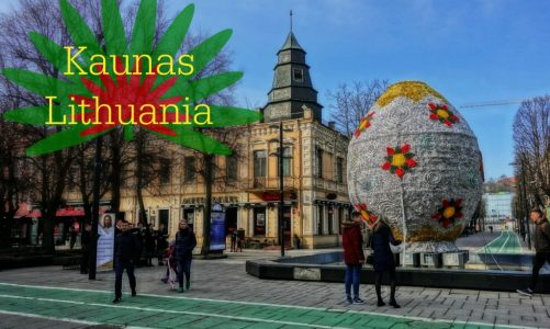 Celebrating Easter in Lithuania | Kaunas Lithuania Holiday Attractions