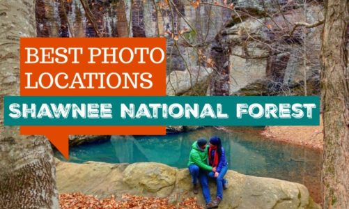 Garden of the Gods IL & Bell Smith Springs | Shawnee National Forest