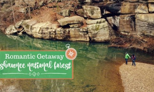 Shawnee National Forest | Best Romantic Getaways in the Midwest