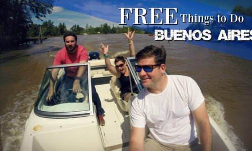 Buenos Aires Argentina | Best Free Things to Do and See!