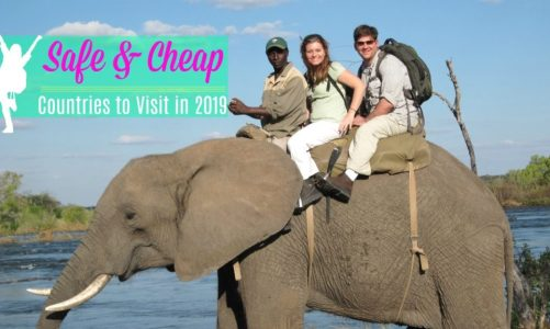 Safest and Cheapest Countries to Visit in 2021 | You Must See This List!