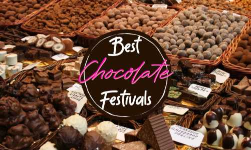 7 Best Chocolate Festivals in the USA | Find One Near You!
