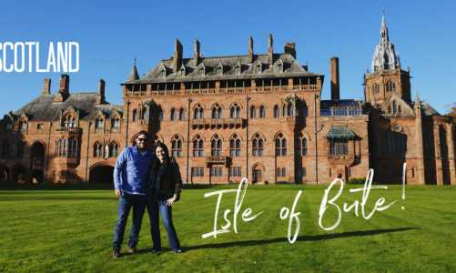 6 Brilliant Things to Do on the Isle of Bute | Holiday to Reduce Stress