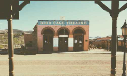 Secrets of Bird Cage Theatre | Deaths Shootings Sex Ghosts & More