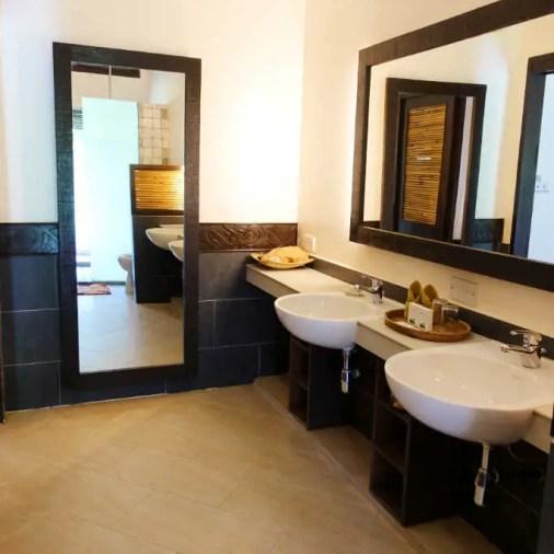 Bathroom Suite Borneo Rainforest Lodge