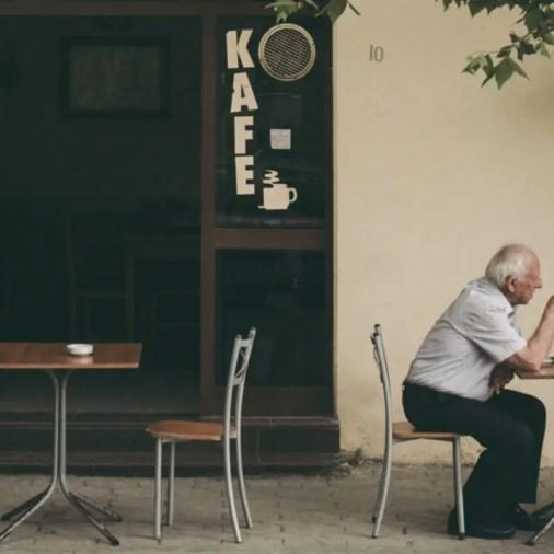An Albanian Cafe Bar