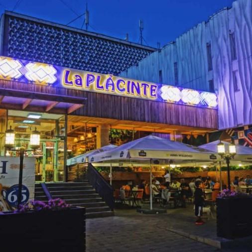 Chisinau Moldova La Placinte Restaurant
