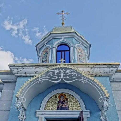 Chisinau Moldova St. Theodor Tiron Convent