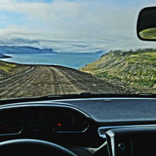 Driving to Bíldudalur Iceland Itinerary - Copy