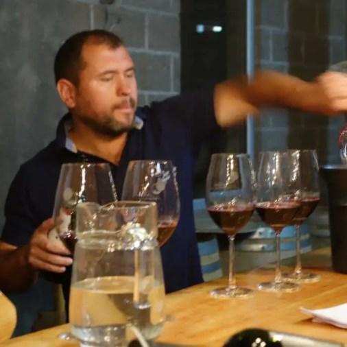 Secreto Patagonico Bodega Tasting Room Winemaker