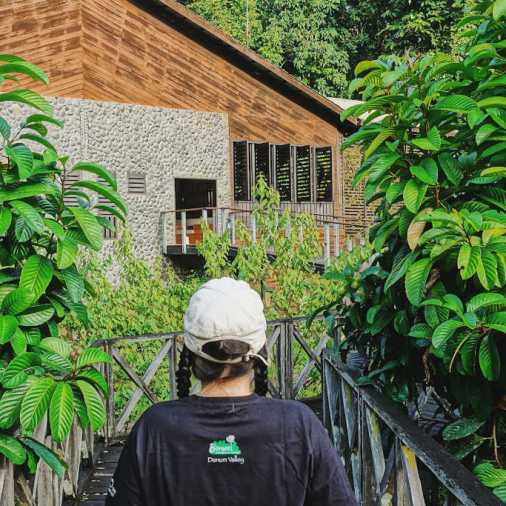 exploring borneo island borneo rainforest lodge tshirt