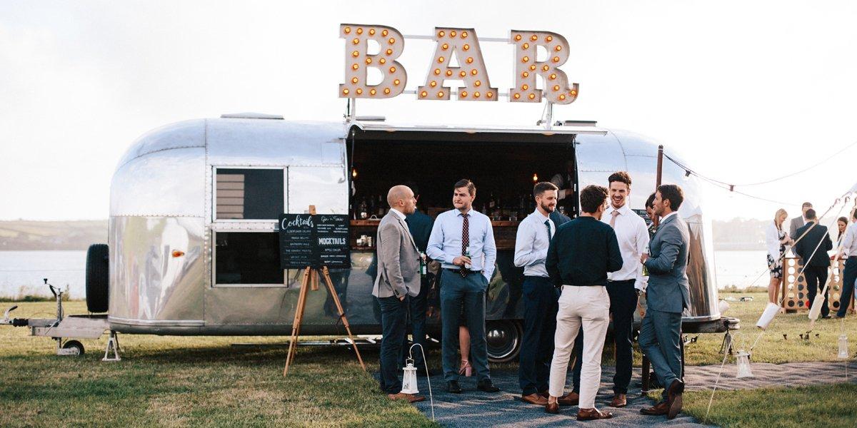 Festival Party Bar The Buffalo Airstream Mobile Bar