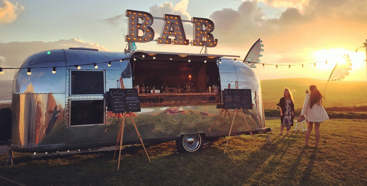 The Buffalo Bar Airstream