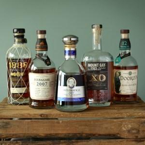 Rum Tasting Christmas Gift Idea