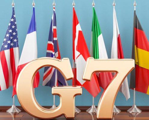 G7 Cornwall Leaders Dinner Cocktail Menu