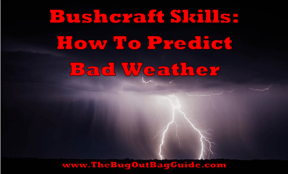 how to predict the weather