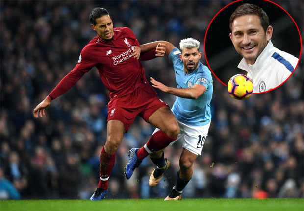 Lampard doesn't care about Liverpool vs Manchester City results
