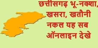 CG Bhuiya B1 Khasra 2020