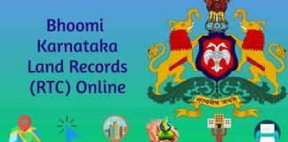 Karnataka Land Records
