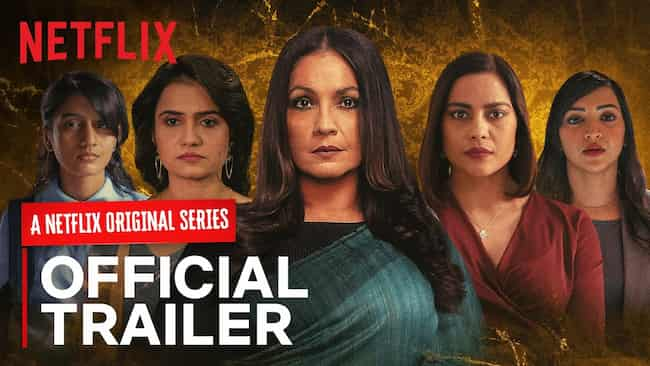 Bombay Begums Free Download Leaked by the Piracy Website Tamilrockers