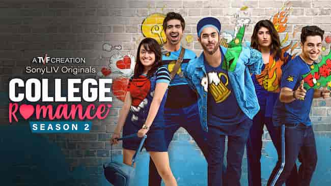 College Romance Season 2 Leaked by the Piracy Website Filmyzilla