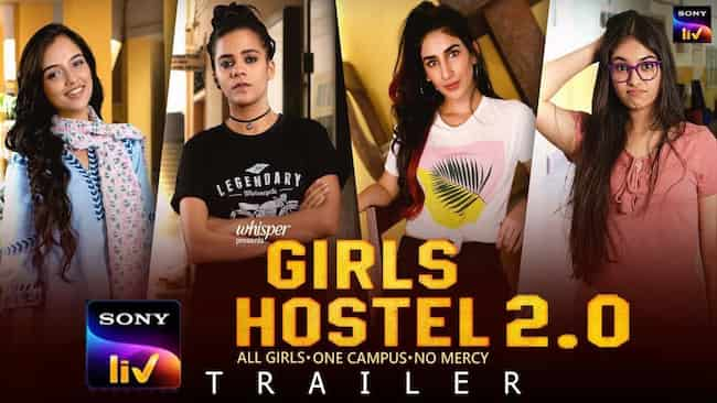 Girls Hostel 2.0 Full Series Download Online Leaked by Filmyzilla