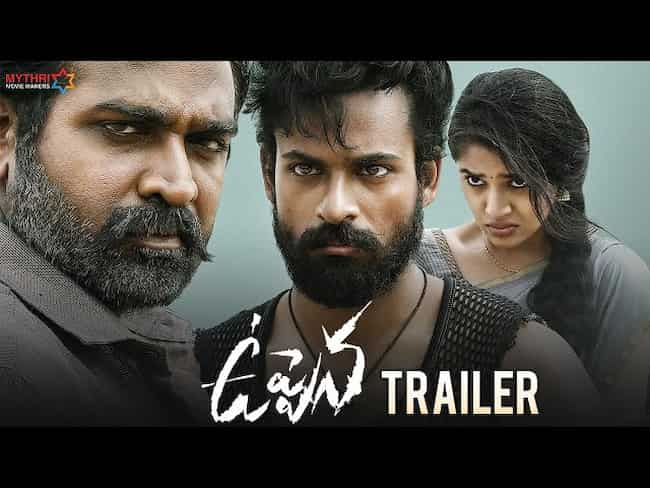 Uppena Full movie download leaked online by Moviesda