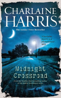 Midnight Crossroad by Charlaine Harris cover
