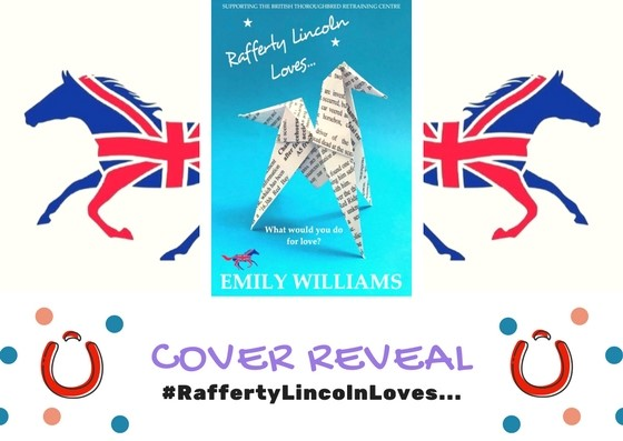 Cover reveal: Rafferty Lincoln Loves… by Emily Williams