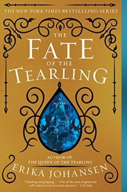 The Fate of the Tearling by Erika Johansen cover