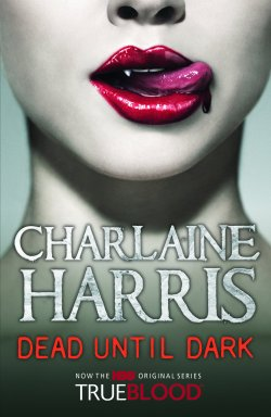 Dead Until Dark by Charlaine Harris cover
