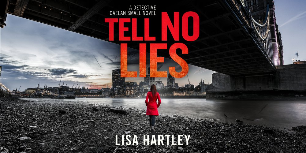 Tell No Lies by Lisa Hartley cover