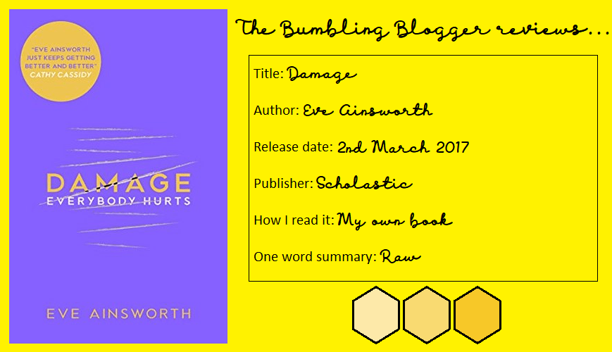 Review: Damage by Eve Ainsworth