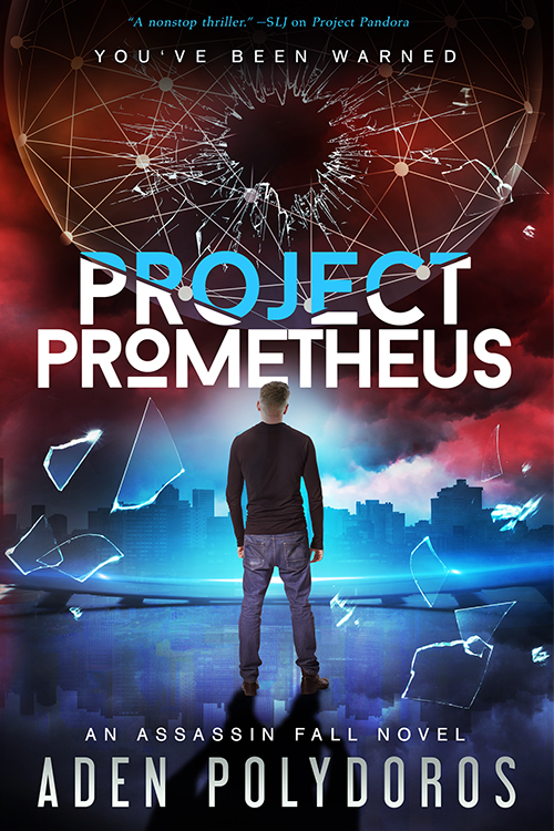 Project Prometheus by Aden Polydoros